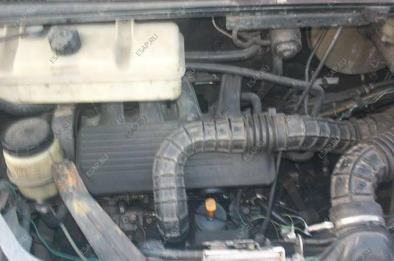 CITROEN JUMPER PEUGEOT 1,9D двигатель bez osprztu