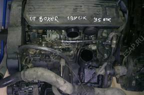 CITROEN PEUGEOT JUMPER BOXER 1.9D - двигатель - RADOM