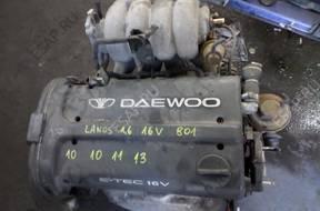 Daewoo Lanos 1,6 16V A16DMS двигатель тестированный kompresj