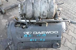 Daewoo Nubira Lanos двигатель 1,6 16V тестированный kompresj