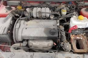 DAEWOO NUBIRA LANOS двигатель 1.6 16V