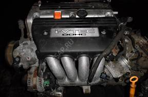 двигатель +OSPRZT K20A6 Honda Accord 03- 2.0 и-VTEC