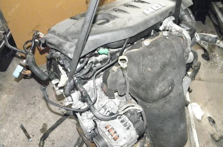 двигатель 1,4 HDI PEUGEOT 107 C1 AYGO 95 тысяч км.