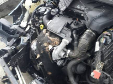 двигатель 1,4 HDI PEUGEOT 207