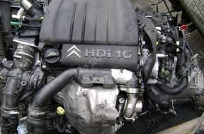 двигатель 1,6 HDI 110 л.с. комплектный 307 308 C4 207 C5