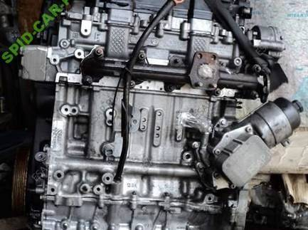двигатель 1,6 HDI PEUGEOT 207 307 407 C4 C5 FV