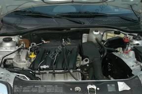 двигатель 1.4 16V K4JG780 RENAULT CLIO KANGOO MEGANE