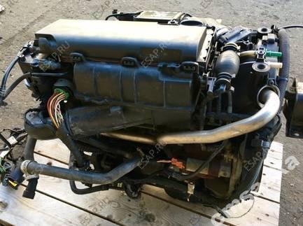 двигатель 1.4 HDI 8HZ PEUGEOT 107 1007 207