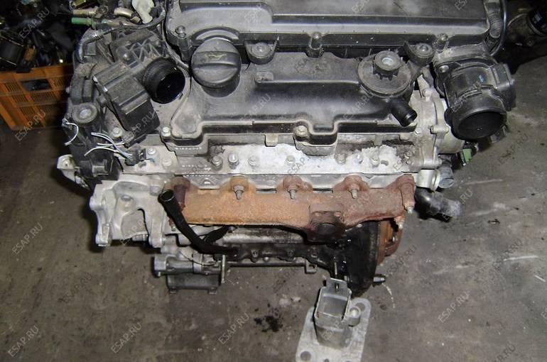 двигатель 1.4 HDI Peugeot, Citroen 2006 год комплектный
