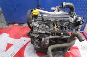 двигатель 1.5 DCI K9K 1740 RENAULT MEGANE CLIO 62ty
