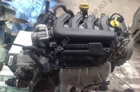 двигатель 1.6 16V do Renault clio scenic megane modus