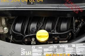 двигатель 1.6 16V K4M 791 790 800 801 MODUS CLIO III