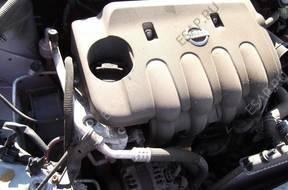 двигатель 1.6 16V NISSAN NOTE QASHQAI HR 16