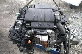 двигатель 1.6 HDI 16V PEUGEOT EXSPERT LSK 80 TY