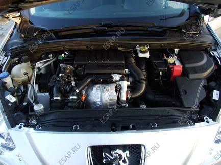 двигатель 1.6hdi peugeot 407 308 207 c4 focus mazda 3