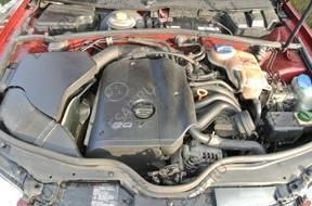 двигатель 1.8 125KM VW ADR комплектный 190 tys.л.с. 1999r
