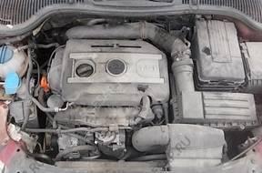 двигатель 1.8 TSI BZB SKODA OCTAVIA  SIEDLCE GWARANCJ