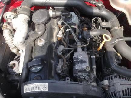 Контрактный (б/у) двигатель 19 D 1Y на Volkswagen Passat