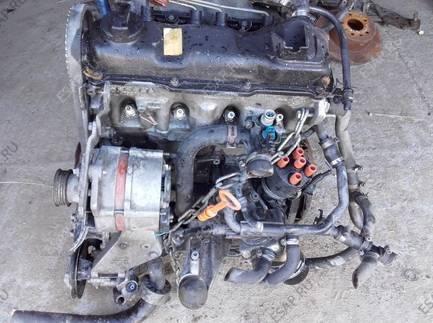 двигатель  2,0 KAT 85 KW AAZ AUDI 100 B3 B4