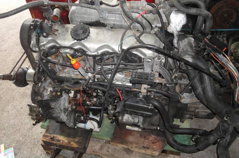 двигатель 2,8HDI/JTD CITROEN JUMPER 2005 год,OK