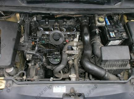 двигатель 2.0 HDI 110 л.с. RHS PEUGEOT 307 CITROEN в ОТС