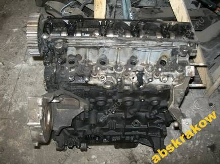 двигатель 2.0 HDI RHV 10DYER CITROEN JUMPER 2.0 HDI