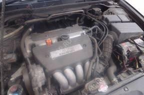 двигатель 2.0 и-VTEC K20A6 HONDA ACCORD VII 04r FV