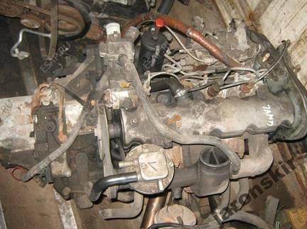 двигатель 2.0 TD CITROEN JUMPER