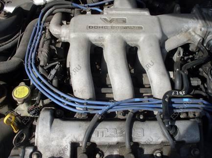 двигатель Mercеdes W140 после мойки (M119) - YouTube
