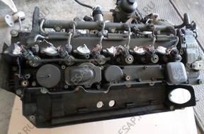двигатель 3.0D M57 184KM BMW E46 E39 E38 X5 форсунки