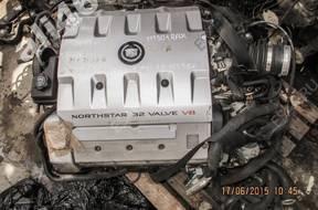 двигатель 4.6 V8 SRX CADILLAC DEVILLE SEVILLE