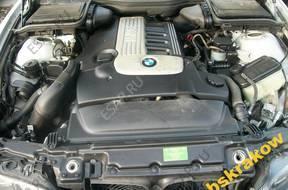 двигатель 530D 3.0 D BMW 5 E39 530D 3.0 D лифт. версия 00-03