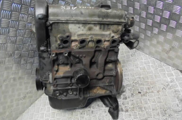 двигатель AEX 1.4 8V VW GOLF SEAT SKODA