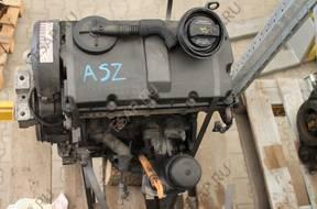 двигатель ASZ 1.9 TDI 130KM SKODA FABIA и OCTAVIA и