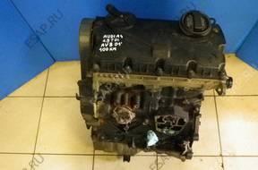 двигатель AUDI A4 VW PASSAT B5 FL 1.9 TDI AVB 100KM