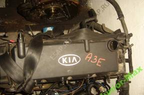 двигатель BEZ OSPRZTU  KIA RIO 1.3B A3E