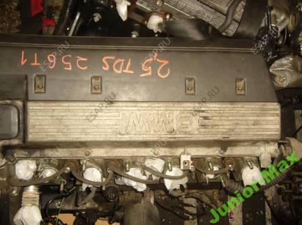двигатель BMW E39 2.5 TDS 256T1