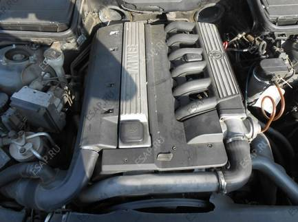 двигатель BMW E39 2.5 TDS. в отличном состоянии