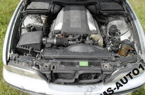 двигатель BMW E39 E38 735 535 3.5 CZCI