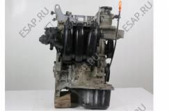 двигатель BZG SKODA FABIA II 1.2 12V