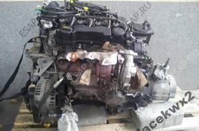 двигатель cay PSA 1.6Hdi 90PS, 90kkm 2007  OKAZJA