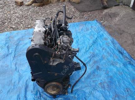 двигатель CITROEN EVASION JUMPER PEUGEOT 806 1.9TD