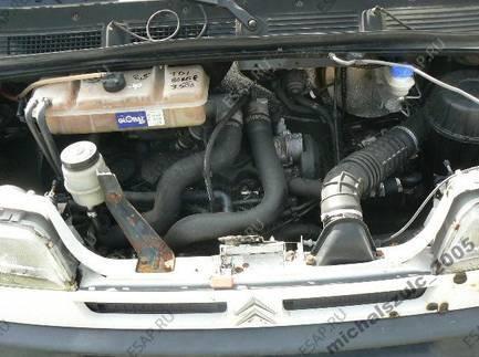 двигатель CITROEN JUMPER 2,5 TDI 99r.
