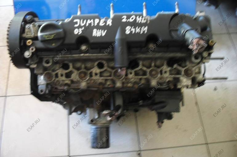 двигатель CITROEN JUMPER BOXER 2.0 HDI RHV 84KM 2003r