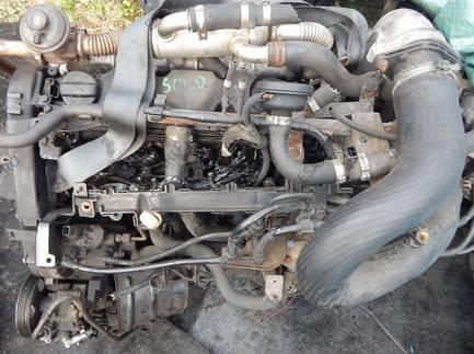 двигатель citroen jumper fiat ducato boxer 2.0 HDI