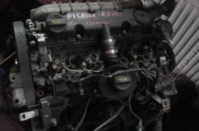 двигатель CITROEN PICASSO 2.0 HDI 2005 RHY в идеальном состоянии