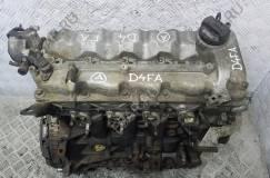 двигатель D4FA 1.5 CRDi KIA HYUNDAI