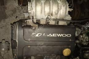 двигатель DAEWOO LANOS 1.6 16V