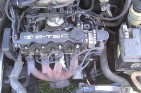 двигатель DAEWOO LANOS BEZ GAZU  1.5 1.4 8v  W-WA