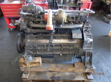 Двигатель Deutz BF6M1013EC Fuchs Mhl 350 восстановленный в авторизованном сервисе